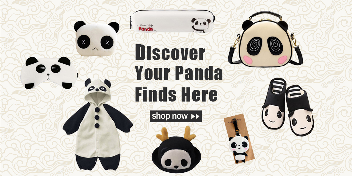 interesting panda finds