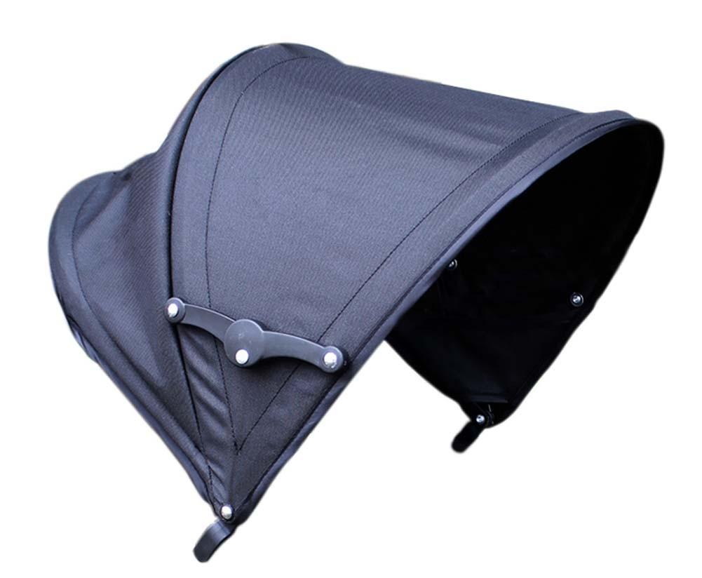 [BLACK]  Baby Stroller Sunshade Maker Infant Stroller Canopy Cover