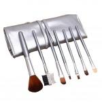 Portable Makeup Brush Set Cosmetics Foundation Blending Eyeliner Brush Makeup Brush Kit Brush Tools