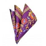 Pretty Patterned Women/Men Handkerchief Square Pocket