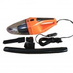 Vehicle Cleaner 120W DC-12V Wet-Dry Vacuums/Vacuum Cleaner,Orange (5M)
