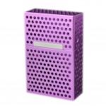 Pocket Cigarette Storage Case Fashion Holder Box Cigarette Holder Case PURPLE