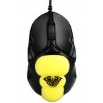 Top Optical Game Mouse Unique Mouse Wired Mouse YELLOW