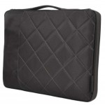 Fashion 11.6/12.1-inch Laptop Sleeve Computer Notebook Portable Bag(Black)