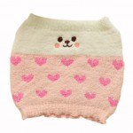 [PINK] Keep Your WAIST/STOMACH/TUMMY Cashmere Belt Lovely Cat