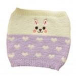 [Voilet] Keep Your WAIST/STOMACH/TUMMY Cashmere Belt Lovely Rabbit