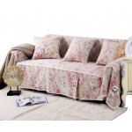 Furniture Slipcover Sofa Protector Cover, 215x260cm/84.6x102inch, Pure Elegance