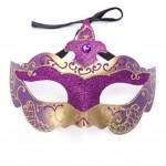 Children Toy Kids Halloween Mask Masquerade Costume Mask Handmade (18x12 cm)
