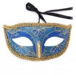 Halloween Mask Masquerade Costume Children Toy Kids Mask Handmade (16.5x8 cm)