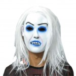 Latex Scary Masks Ghost Mask Costume Party Cosplay Halloween Terrorist Masks