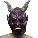 Halloween Terrorist Masks Latex Scary Masks Ghost Mask Costume Party Cosplay