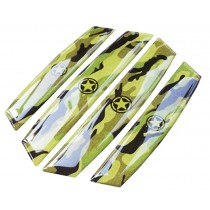 Reflective Car Door Protection Stickers/Anti-rub Strips/Crash Bar/Guard Strips