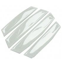 1#Reflective Car Door Protection Stickers/Anti-rub Strips/Crash Bar/Guard Strips