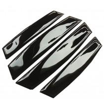 2#Reflective Car Door Protection Stickers/Anti-rub Strips/Crash Bar/Guard Strips