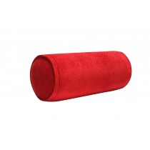 A Pair Of Comfortable Cylindrical Pillows Car Headrests