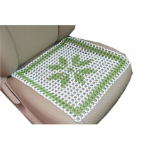 Automotive Accessories Summer Seat Cushion Cool Class Beads Car Square Seat Mat