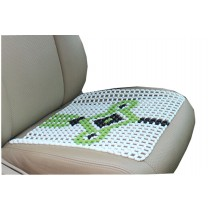 Square Comfort Massaging Car Seat Cushion Pad Breathable Chair Cover Mat