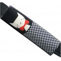 1 Pair Car Seat Belt Pads Shoulder Pads Seat Belt Covers Cat