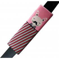 [Rabbit] 1 Pair Car Seat Belt Pads Shoulder Pads Seat Belt Covers