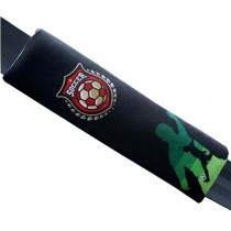 1 Pair Car Seat Belt Shoulder Pads Seat Belt Cushions Football