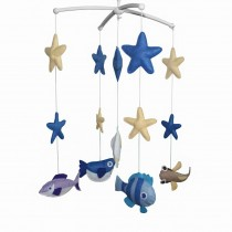 [Baby's Friend] Creative Crib Mobile Baby Crib Musical Mobile