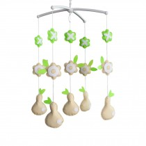 Creative Handmade Infant Mobile Home Decor Hanging Toys [Sweet Fruit]