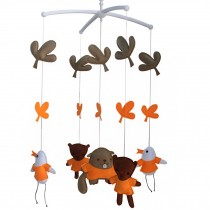 [Jungle Friends] Musical Dreams Mobile Adorable Baby Gift