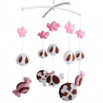 Crib Musical Mobile, Baby Room Decoration, Creative Hanging Toys