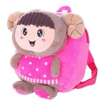 Lovely Childrens Backpack For School Toddle Backpack, Rose-red Sheep