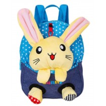 Cartoon Childrens Backpack For School Toddle Backpack Baby Bag, Rabbit