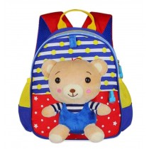 Lovely Animals Shape Childrens Backpack For School Hiking Camping Bear