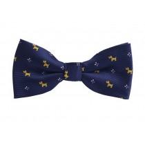 Fashion Designed Adjustable Neck Bowtie Boys Bow Tie [Cute Animal, C]