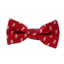 Fashion Designed Adjustable Neck Bowtie Boys Bow Tie [Animal, B]