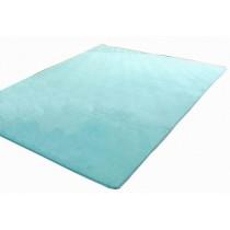 Baby Play Mat Crawling Activity Mat Gym Non-toxic Non-slip [Light Blue]