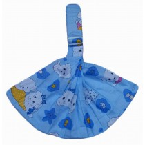 Practical Baby Carrier Front Carrier Cotton Baby Slings, Blue [ Dog Pattern ]