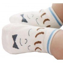 2 Pairs [Boy] Toddler Socks Cotton Socks for Baby Child Kid, 2-4 Years