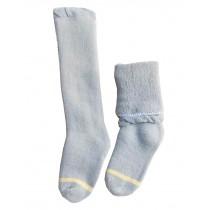 [Gray] Winter Baby Knee High Stockings Children Tube Socks Leg Sock