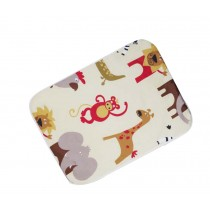 Cute Animal Print Baby Urine Pads Women's Menstrual Pad