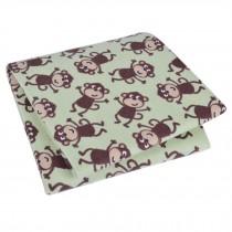 Cute Animal Print Baby Urine Pads Women's Menstrual Pad[70*90cm]