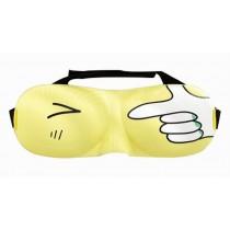 Creative Eye Mask Comfortable Eye Patch Eyeshade Sleeping Mask