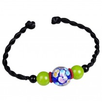 Artificial Stone Bracelet Wonderful Hand-knotted Accessory