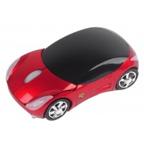 Creative Ferrari Modelling Wireless Mouse Gaming Mouse Red