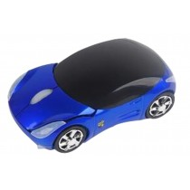 Creative Ferrari Modelling Wireless Mouse Gaming Mouse Blue