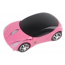 Creative Ferrari Modelling Wireless Mouse Gaming Mouse Pink