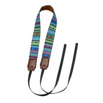 Personality Fashion Folk Customs Camera Straps Stripe SLR Straps A