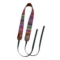 Personality Fashion Folk Customs Camera Straps Stripe SLR Straps C