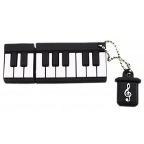 Creative Piano 32GB USB 2.0 Flash Drive High Speed USB Flash Disk / Memory Stick