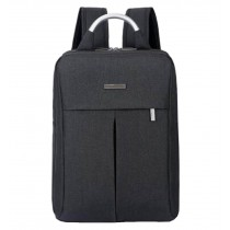 Fashion Laptop Backpack Business Backpack Travel Bag Black