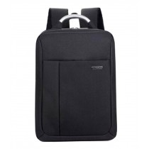 Fashion Laptop Backpack Business Backpack for Men Travel Bag Black