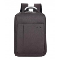 Fashion Laptop Backpack Business Backpack for Men Travel Bag Brown